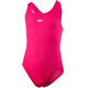 speedo Essential Endurance+ Medalist Swimsuit Children pink